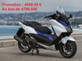 Promotion Forza 125 : 4599.00€